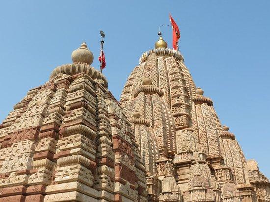Osian, Indien: temple