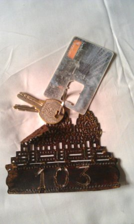 I Lodge:                                     key