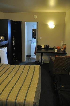 The Park Hotel Ruapehu: chambre