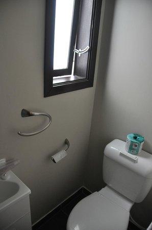 The Park Hotel Ruapehu : salle  de bains
