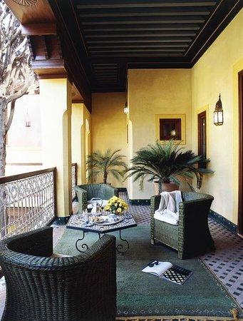 Riyad Al Moussika: Loggia Suite Deluxe Al Akhdar