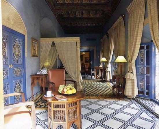 Riyad Al Moussika: Suite Deluxe Al Azrak