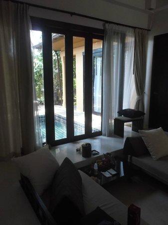 Asara Villa & Suite:                   น้องห้องมีสระส่วนตัว