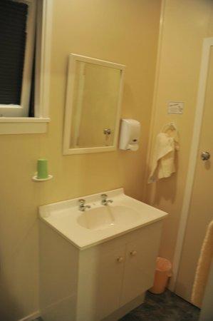 Station House Motel: salle de bain