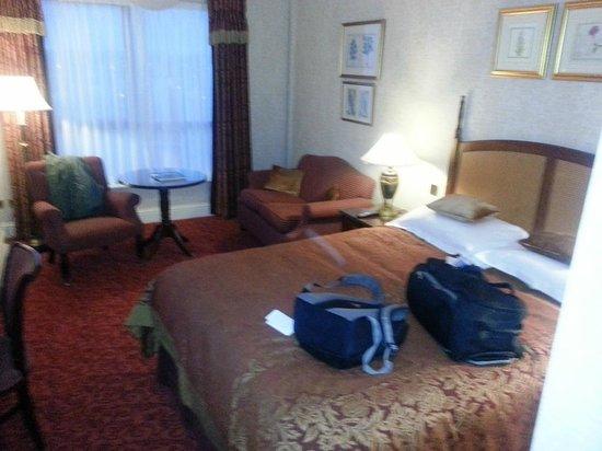 Radisson Blu St. Helen's Hotel, Dublin:                   Nice room!