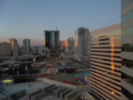 Stratosphere Hotel, Casino and Tower:                   Sunrise