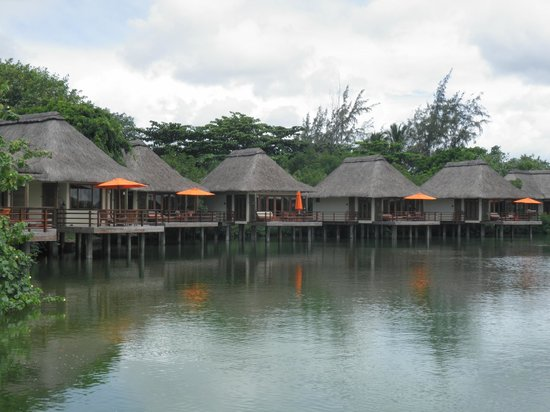 Constance Le Prince Maurice:                   Rooms on stilts