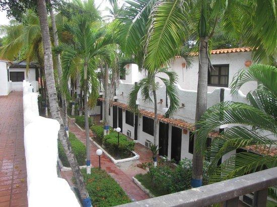 Hotel Restaurant Marlin :                   Second floor with suites