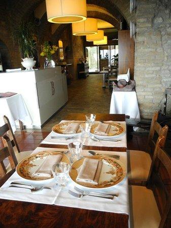 Ristorante Bel Soggiorno - Picture of Bel Soggiorno, San Gimignano ...