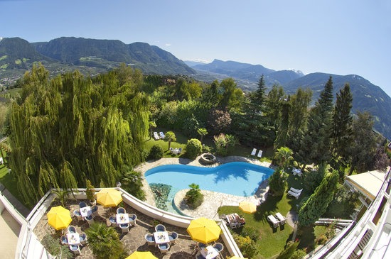 Wellness Parc Hotel Ruipacherhof Tirolo Italien