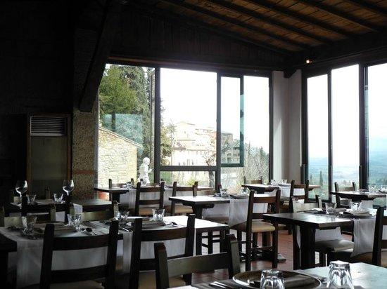 la sala - Picture of Bel Soggiorno, San Gimignano - TripAdvisor