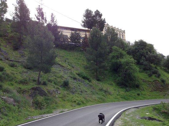 Complejo Turistico Rural La Garganta:                   Exterior del hotel