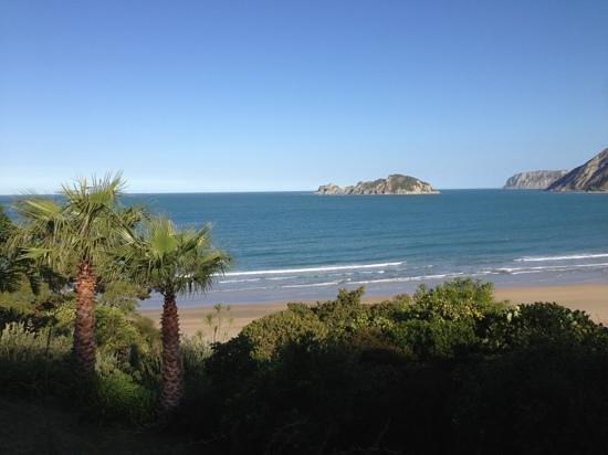 Rangimarie Beachstay:                   paradise