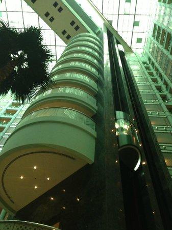 Jeddah Hilton :                   hall