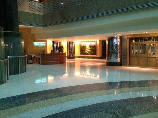 Jeddah Hilton Hotel :                   hall
