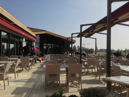 Mercure Toulouse Aeroport Golf de Seilh Hotel:                   brasserie