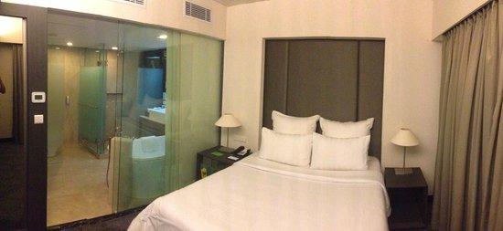 Pullman Jakarta Indonesia:                   Bed Room