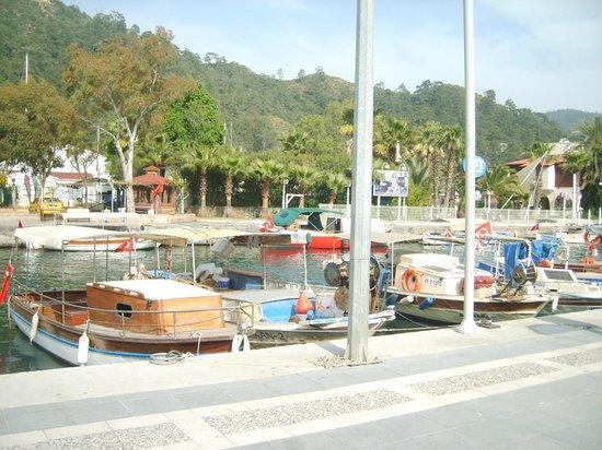 Grand Pasa Hotel:                                     marmaris marina