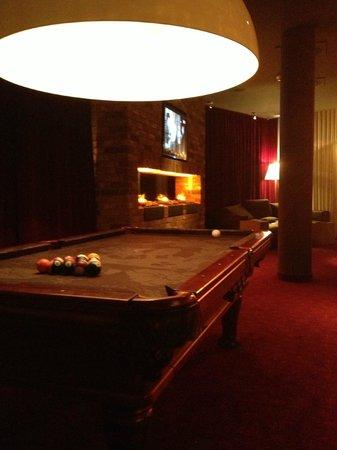 pentahotel Kassel:                   bar area