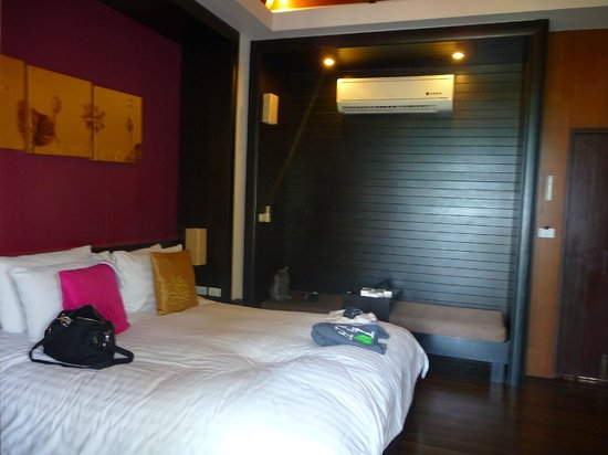 Bhundhari Spa Resort & Villas Samui:                   la villa deluxe