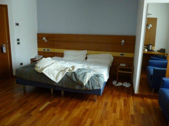 Hotel Fiera: La stanza