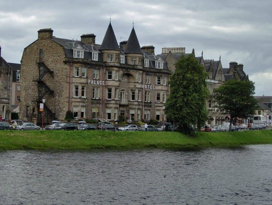BEST WESTERN Inverness Palace Hotel & Spa:                   Palace Hotel & Spa, Inverness, Scotland