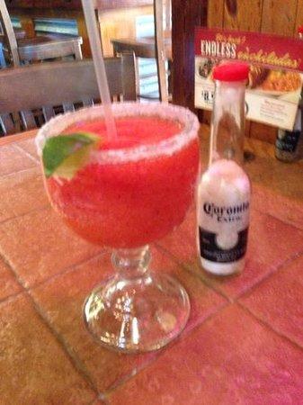 On The Border Mexican Grill & Cantina:                                     yummmmmm