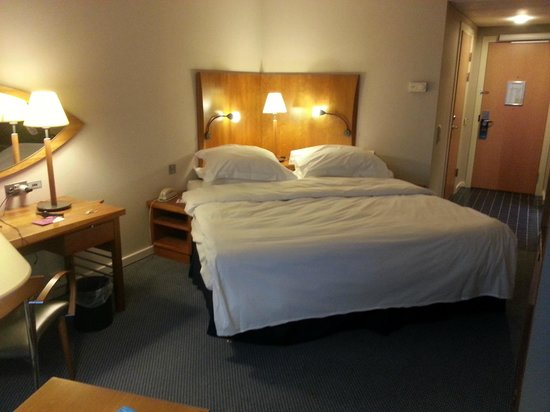 Radisson Blu Hotel, Manchester Airport:                   Scandinavian Room - 5th Floor