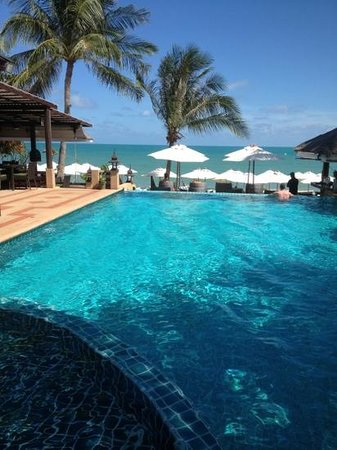 Samui Jasmine Resort :                   cool pool