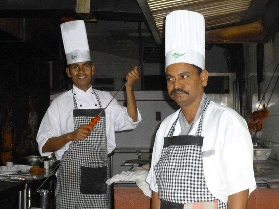 Keys Ronil Resort:                                     Ganesh, Tandoor chef
