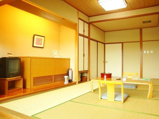 Green Squalle Sekigane: 別館和室