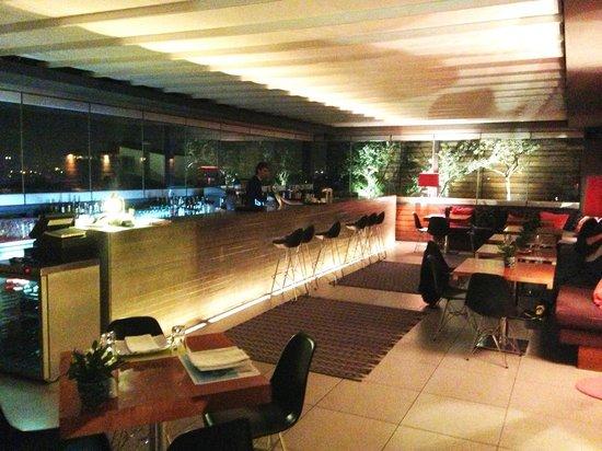 Fresh Hotel:                   Roofbar
