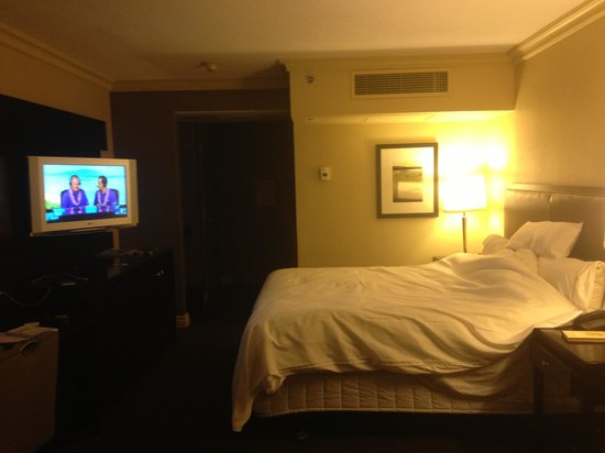 The Westin Harbour Castle:                   Room 2736