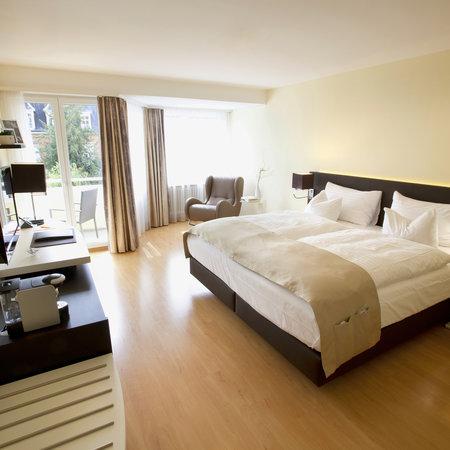 Hotel Spalentor Basel: Deluxe Room