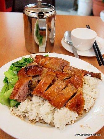 Wah Fung B.B.Q. Restaurant