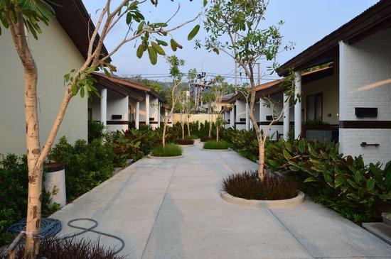 Baan Talay Resort:                   Deluxe rooms