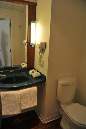 إيبيس ويلينجتون: salle de bain