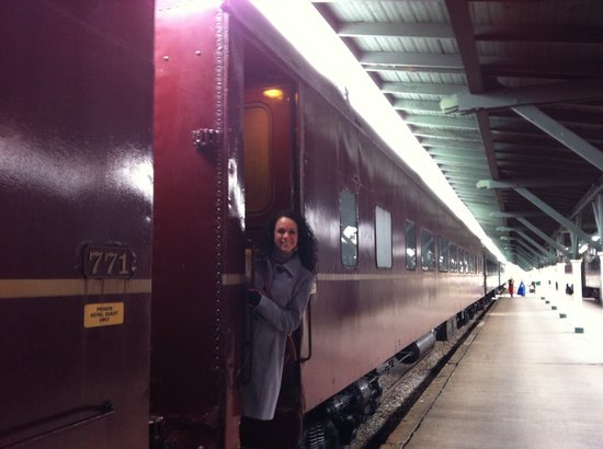 Chattanooga Choo Choo:                   All Aboard!