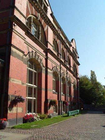 Blackburn House: Beautiful Grade II Listed Building