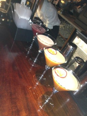 Balls Brothers - Mayfair Exchange:                   Cocktails