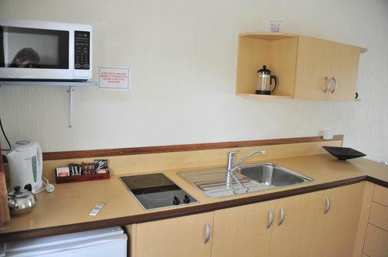 Equestrian Lodge Motel: cuisine