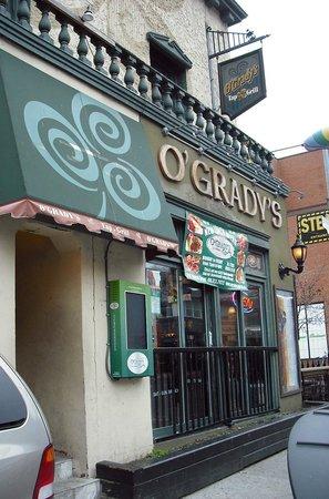 O Grady S Restaurant Toronto On