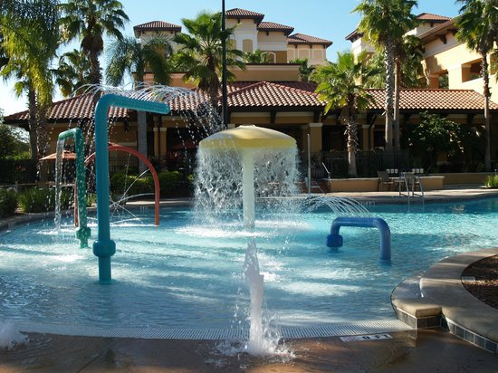 Floridays Resort Orlando:                   Kids love their area!!