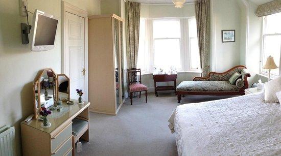 Glebe End Bed and Breakfast: En Suite Family Room