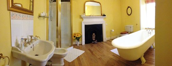 Glebe End Bed and Breakfast: Private Bathroom