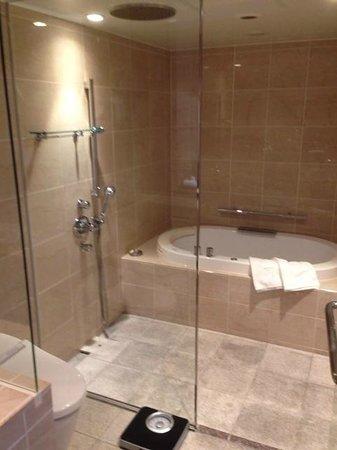 Hotel Nikko Kanazawa:                   バスルーム