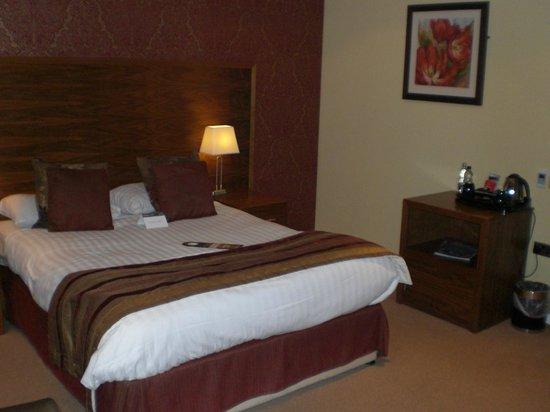 Kimberley Hotel:                                     Room