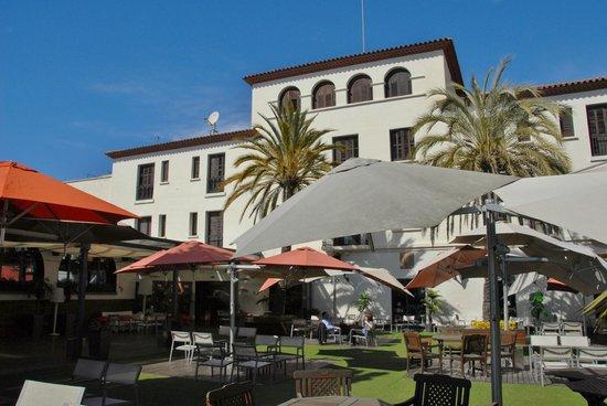 Hotel El Castell: Vista