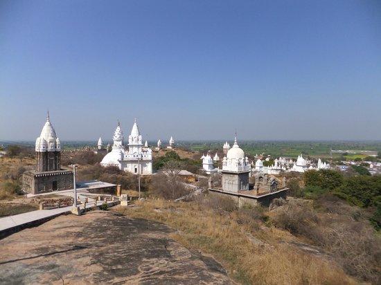 Datia, Indie:                                     sonagiri