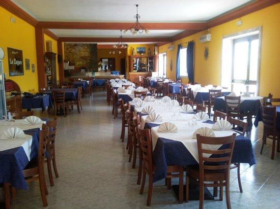 Le Zagare : Sala Interna